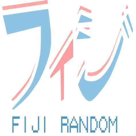 Fiji Random fiji random logo lib magazine