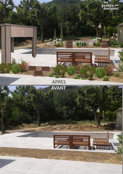 Amenagement Autour De La Piscine 3782 by Am 233 Nager Autour De La Piscine Un Espace Jardin Sec