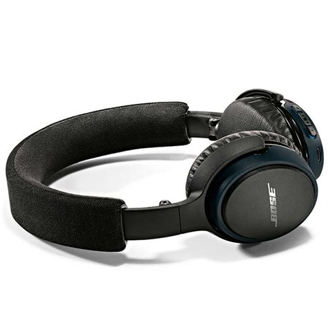 bose soundlink oe black blue headphones on ear headphones headphones headphones audio