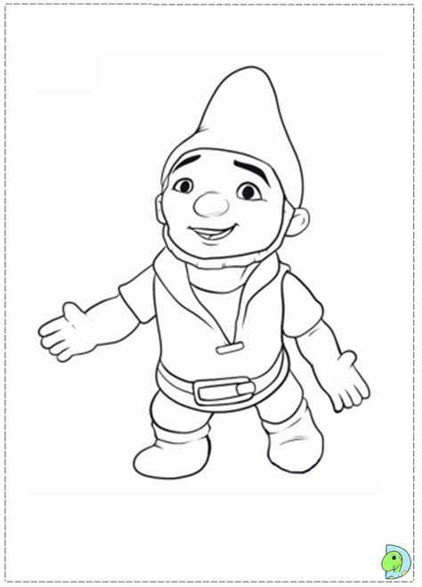 Gnomeo And Juliet Coloring Pages Gnomeo And Juliet Coloring Page Dinokids Org by Gnomeo And Juliet Coloring Pages