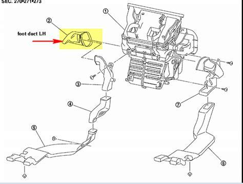 fusible resistor diagram blower motor relay diagram