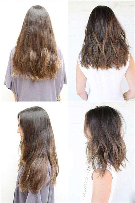 really trendy 20 medium long haircuts long hairstyles
