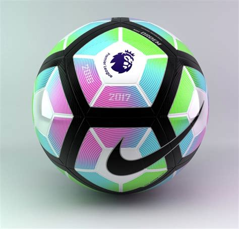 Barclays Pl Table The New Official 2016 17 Premier League Match Ball Is A