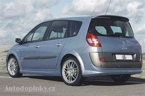 renault scenic 2005 tuning giacuzzo renault grand sc 233 nic autodoplňky cz tuning