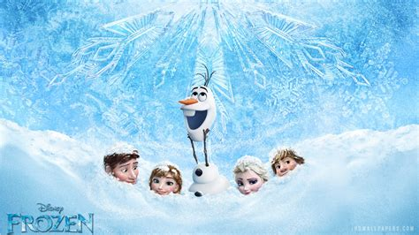 wallpaper frozen untuk pc disney frozen widescreen image wallpaper for pc cartoons