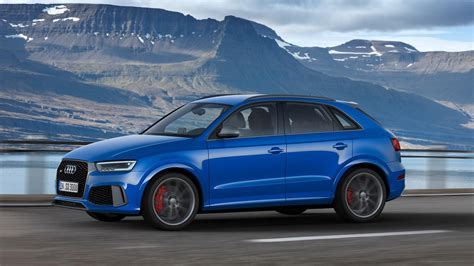 Audi 5 Zylinder Turbo by Audi Rs Q3 Turbo 5 Zylinder Trend At