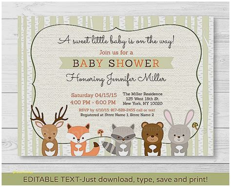 sports baby shower invitations templates baby shower invitation lovely sports baby shower