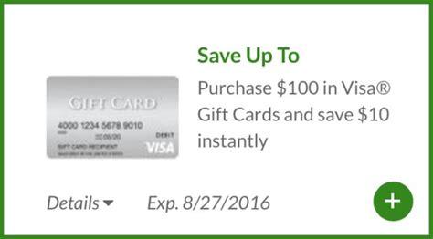 Publix Visa Gift Card - 10 off visa gift cards load the publix digital coupon