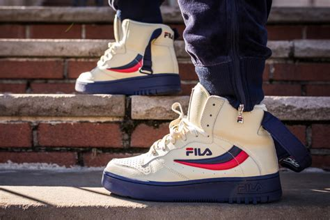 packer shoes fila fx cream sole collector