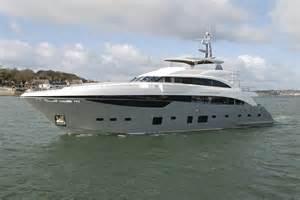 40m to princess 40m imperial princess yacht initial sea trial luxury yacht charter superyacht news