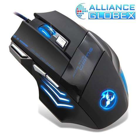 Mouse Gaming Pc pc mause 3d usb pc gaming mouse 2015 for dota2 cs go lol