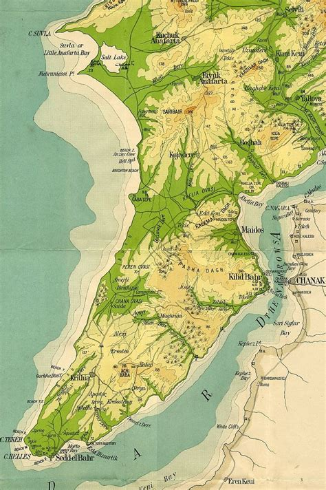 battle of gallipoli map 193 best images about gallipoli caign on