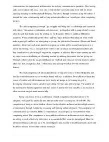 Internship Essay Sample Internship Reflection Paper Essay Free Internship