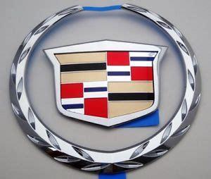 cadillac emblems for sale brand new cadillac escalade 2002 2003 2004 2005 2006