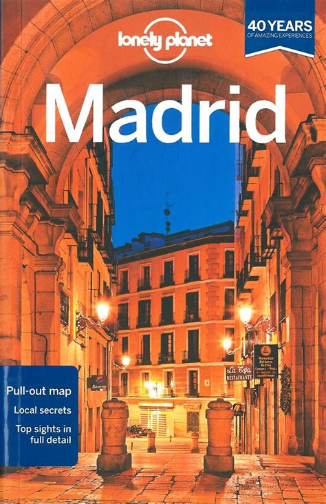 lonely planet andalucia travel themapstore lonely planet madrid spain europe travel guide