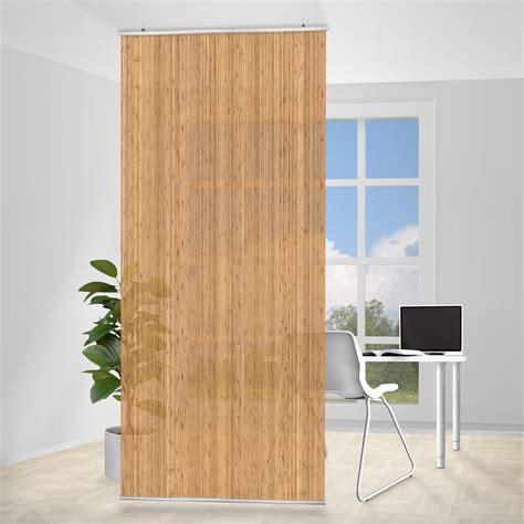 Raumteiler Vorhang Bambus 250x120cm Ebay