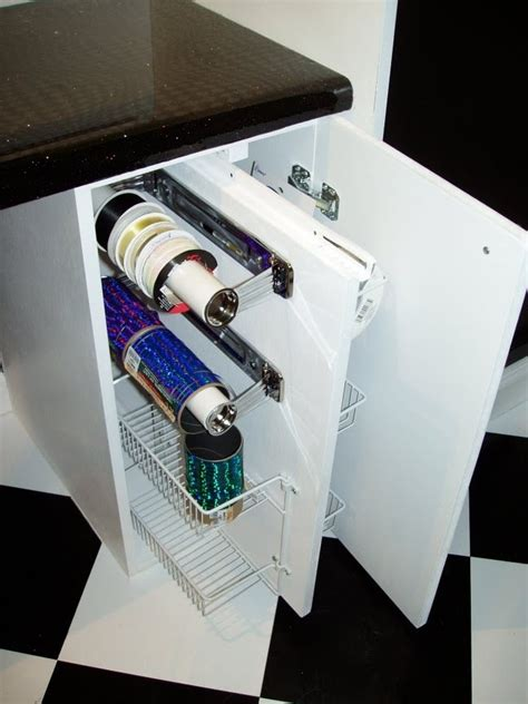 inside cabinet paper towel holder 99 best images about pvc pipe ideas on pinterest pvc