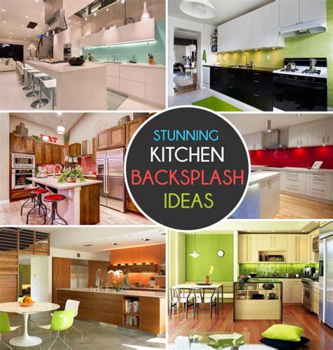 Kitchen Colour Ideas 2014 by Kitchen Backsplash Ideas A Splattering Of The Most