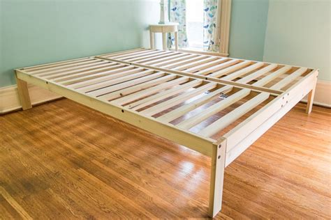 Platform Bed Slats The Best Platform Bed Frames Under 300 Reviews By