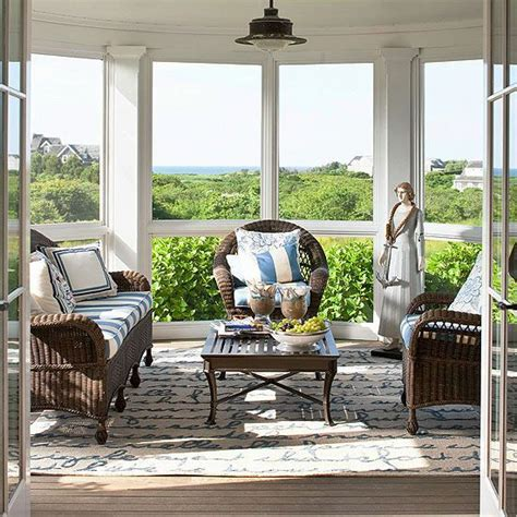 Better Homes Sunrooms Sunroom Decorating And Design Ideas