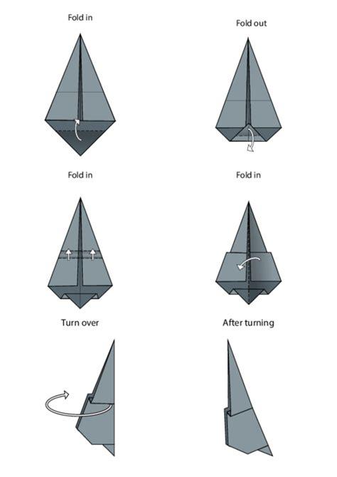 Origami Castle Easy - easy origami elephant kidspressmagazine
