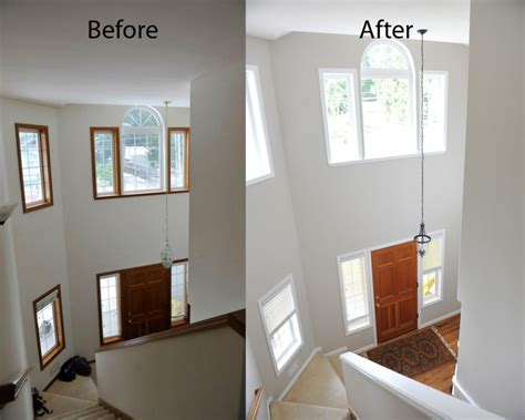 Painting Wood Windows White Inspiration Image Result For White Doors Painted Frames Before And