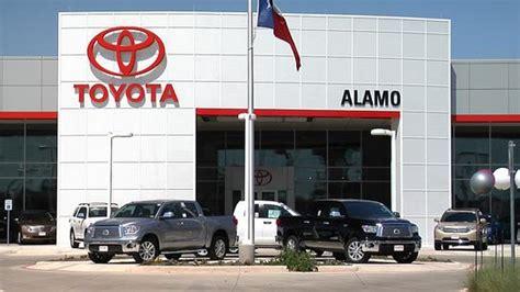 Toyota Dealer San Antonio Alamo Toyota San Antonio Tx 78232 Car Dealership And