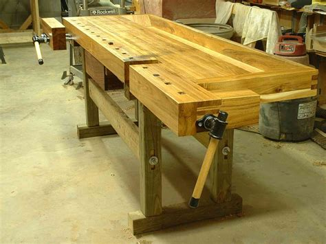 woodworking bench designs woodworkers bench woodworker magazine