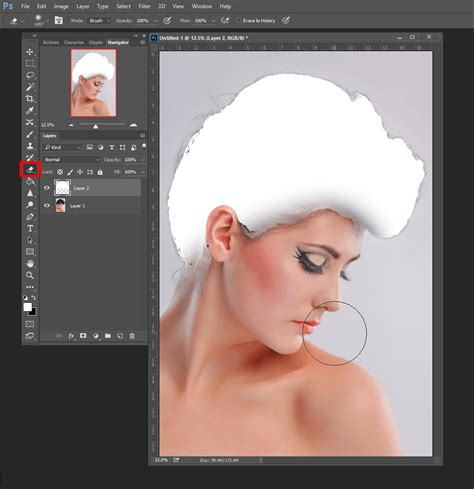 double exposure face tutorial how to create double exposure effects in photoshop