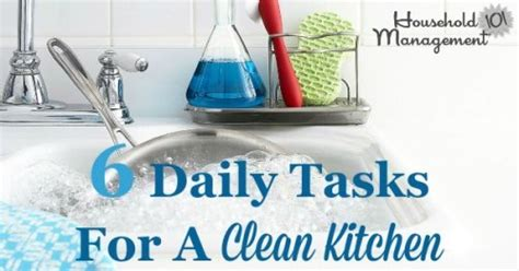13 kitchen cleaning tips that can be done easily and kitchen cleaning tips daily tasks for a clean kitchen