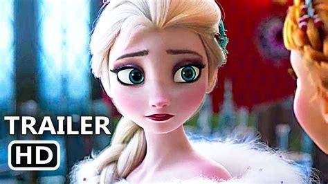 eiskönigin elsa film youtube olaf s frozen adventure movie clip trailer 2017 disney