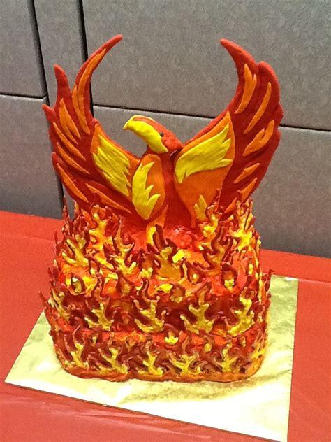 phoenix rising cake sweet escapes pinterest phoenix phoenix rising  cakes