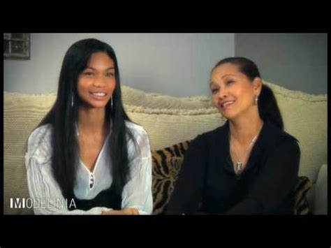 chanel iman mother and father family dynamics chanel iman youtube