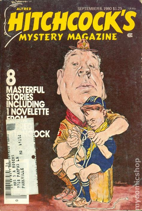 Hitchcock Editorial alfred hitchcock s mystery magazine 1956 davis publications comic books