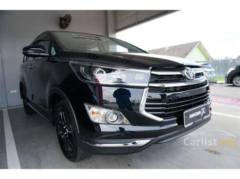 Toyota Innova 2019 by Toyota Innova 2019 G 2 0 In Selangor Automatic Mpv Black