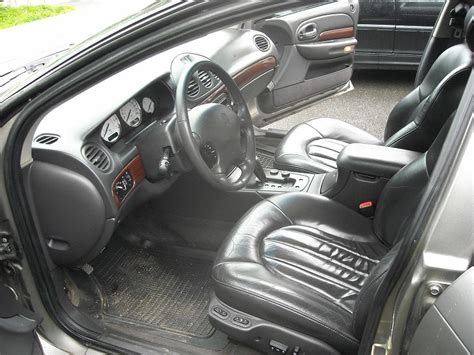 1999 Chrysler 300m Interior 1999 chrysler 300m pictures cargurus