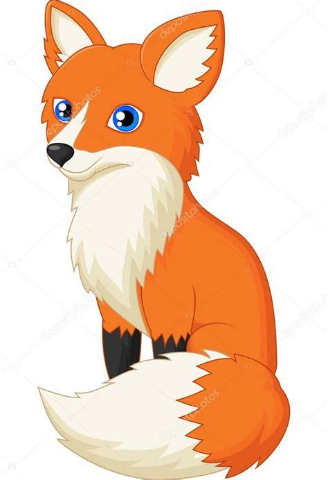 imagenes animadas zorro zorro rojo vector de stock 169 tigatelu 44733695