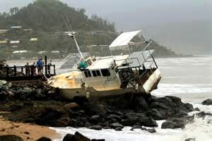 boat mooring airlie beach as it happened tornadoes hit coastal towns abc news