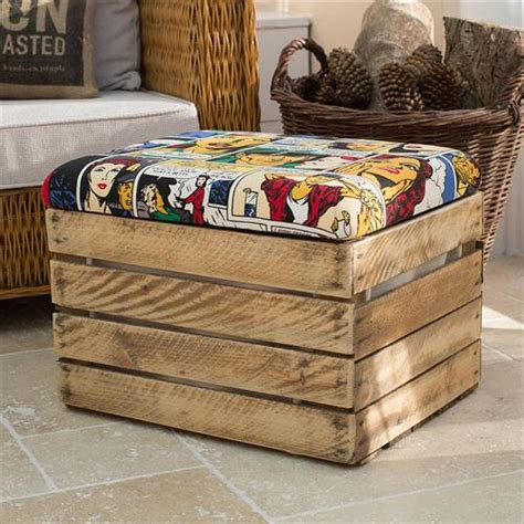 diy crate couch diy wooden pallet crate furniture ideas diy craft projects