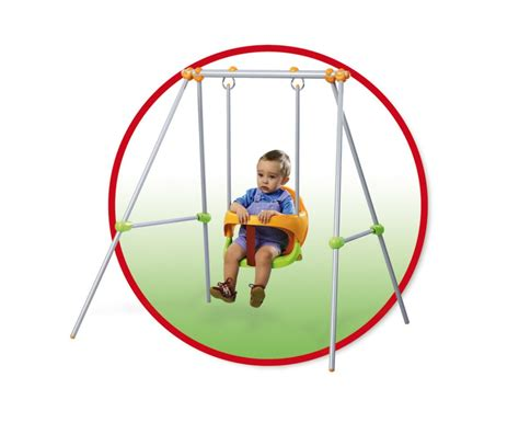 baby swing uk smoby metal baby swing ebay