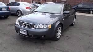 2003 Audi A4 Sedan New Jersey 2003 Audi A4 3 0 Quattro B6 Sedan
