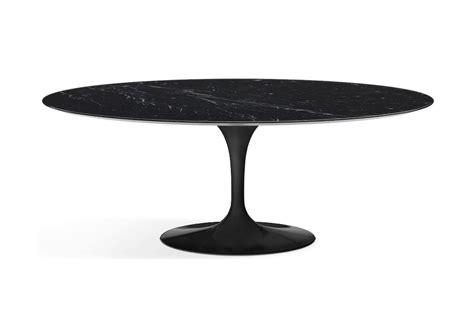 table basse knoll marbre saarinen table basse oval de marbre knoll milia shop