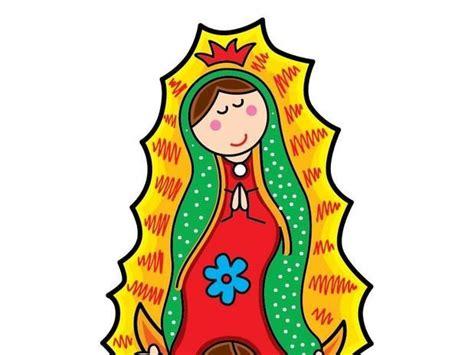 imagenes la virgen de guadalupe en caricatura imagenes virgenes en caricatura imagui adorable