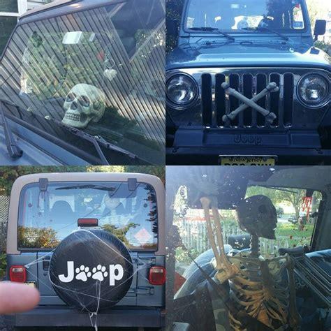 halloween jeep images  pinterest jeep jeeps