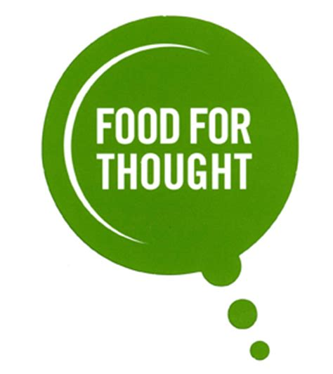 food for food for thought milton library