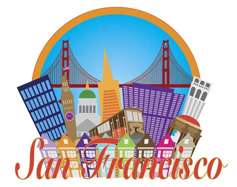 San Francisco Search San Francisco Skyline Drawing Search Results Dunia Pictures