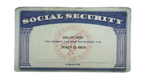Port Arthur Social Security Office by Social Security Card Office Me Make A Novelty Social