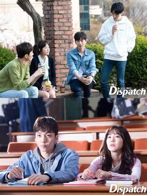 film terbaru park hae jin akhirnya dikonfirmasi film cheese in the trap park hae