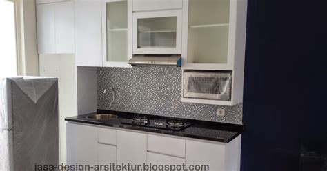 Set Kulot Senna Ada Pilihan Warna kontraktor interior surabaya sidoarjo desain kitchen set warna putih minimalis