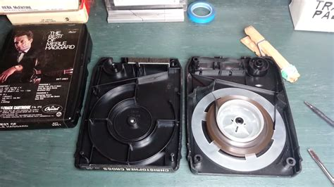 Galerry 8 track tapes